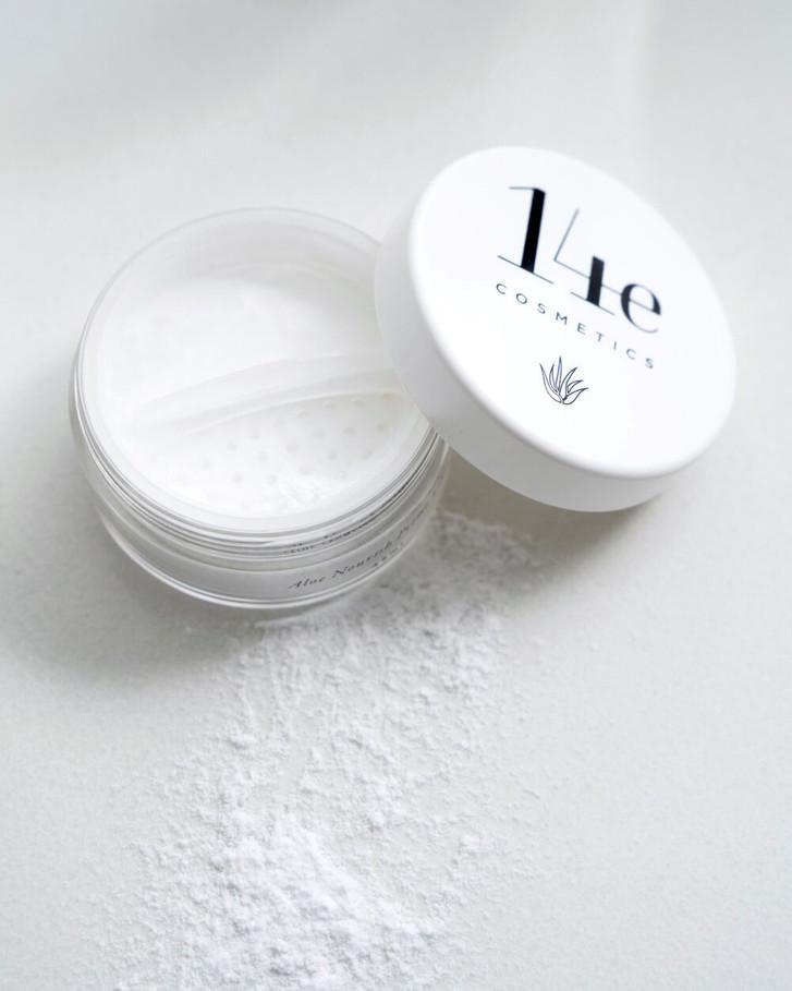 14E Prime + Set Powder - Airy Aloe