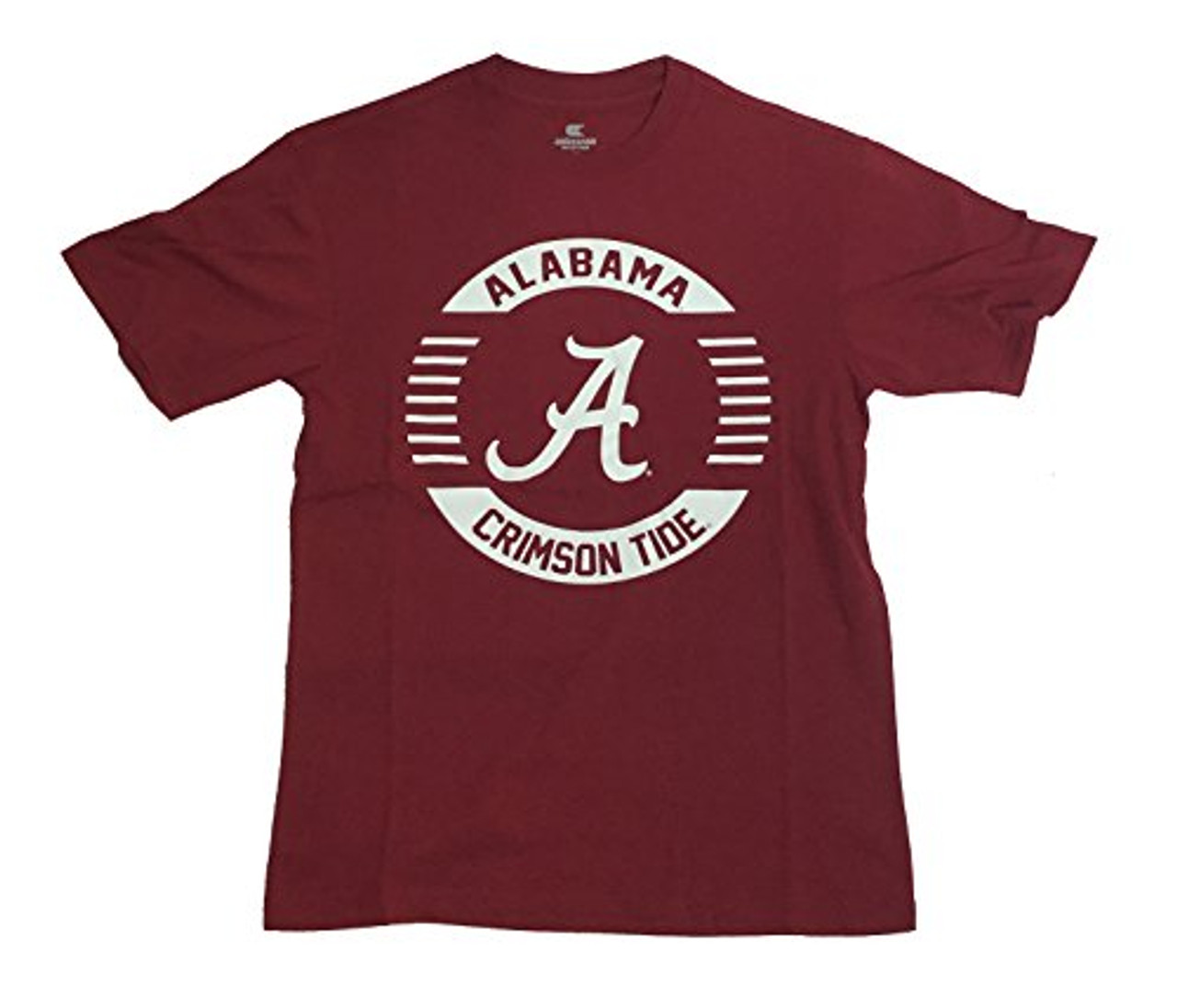 675a7bb8 Colosseum Alabama Crimson Tide Men's Torque Short Sleeve T-shirt - Trenz  Shirt Company
