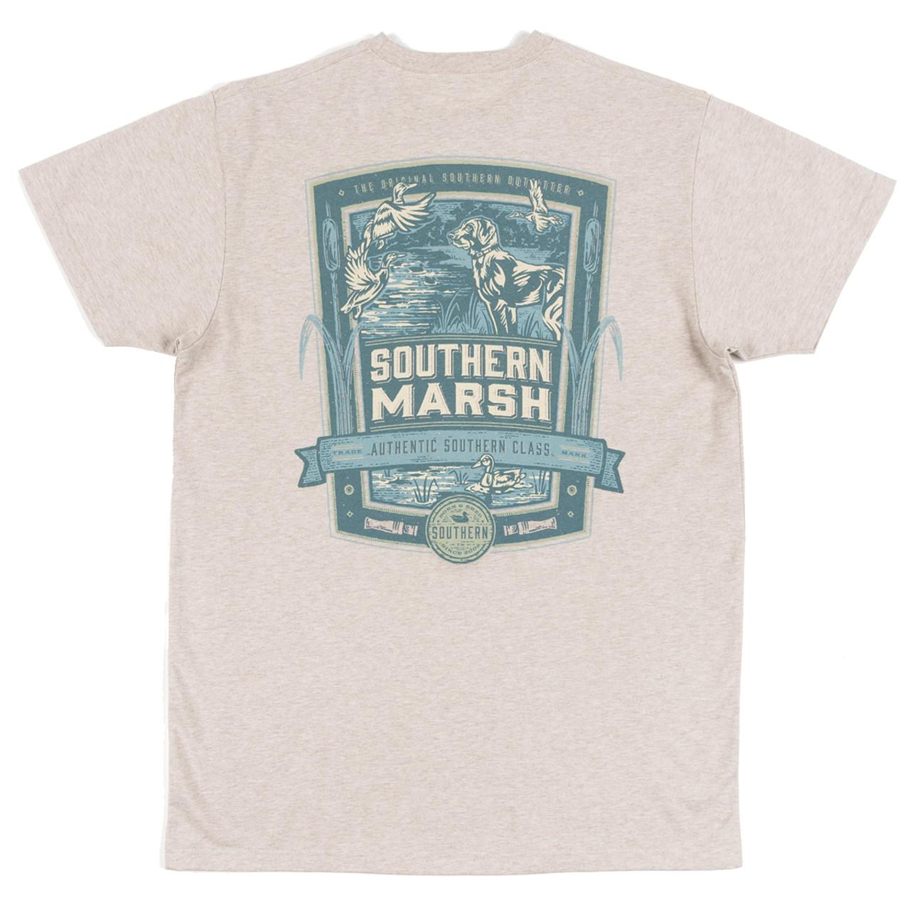 1ecd5ca1912f Southern Marsh Youth Genuine Duck Hunting Short Sleeve Tee - Trenz Shirt  Company