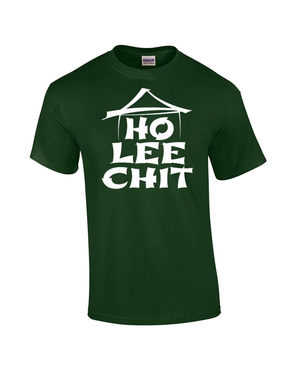 9bfd7433 Ho Lee Chit Holy Shit Funny Graphic Funny T-Shirt - Trenz Shirt Company