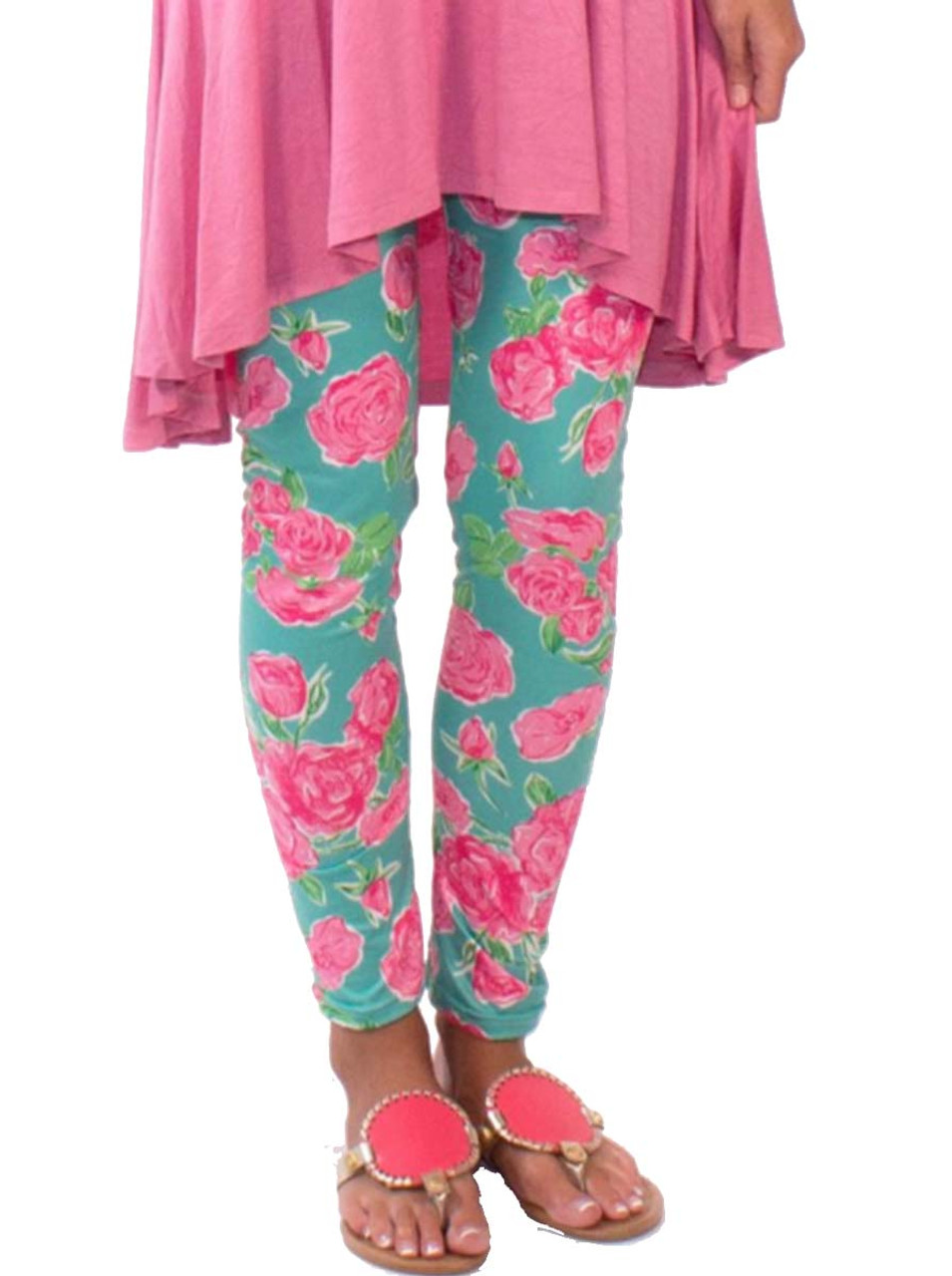 143989b882d Simply Southern Womens Plus Size Curvy Leggings - Trenz Shirt Company