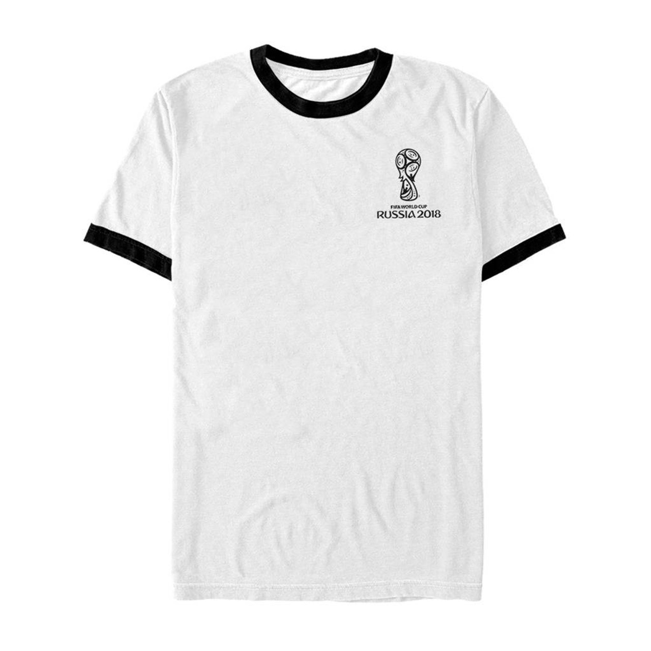 7f1840e2a Fifth Sun All Countries Listed 2018 FIFA World Cup Ringer T-Shirt ...