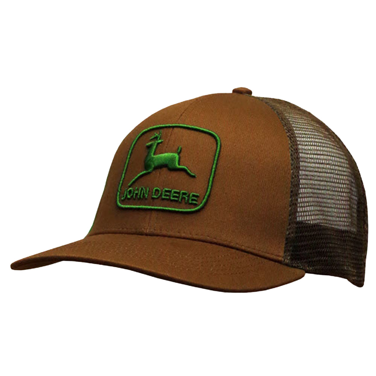 ebbbde74330 John Deere Stretch Fitted Cap - Trenz Shirt Company