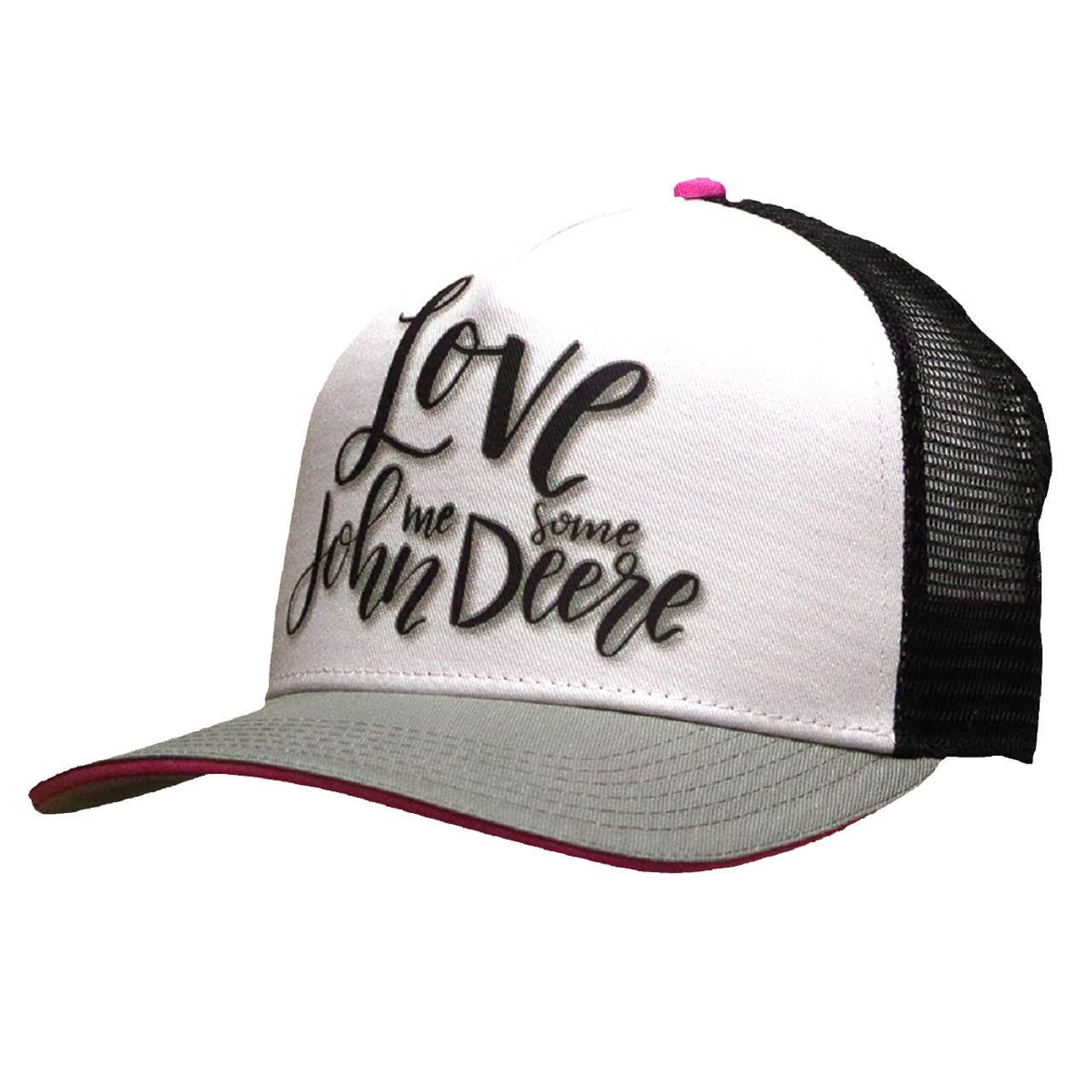 b60967a6399 John Deere Love Me Some John Deere Snapback Hat - Trenz Shirt Company