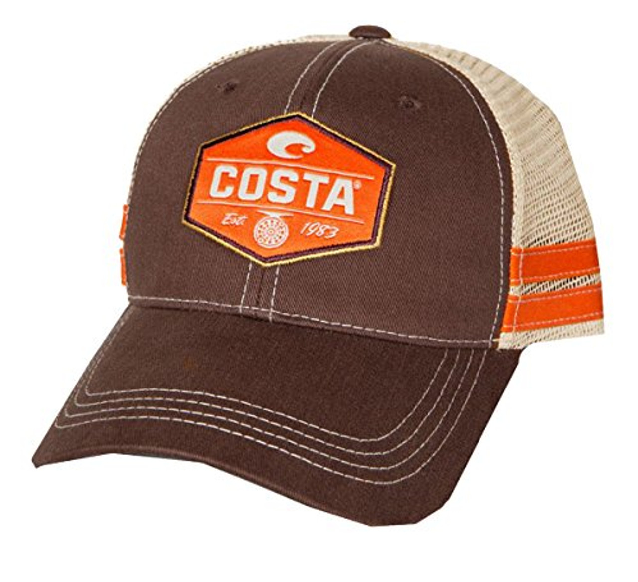 Costa Cutler Trucker Navy Hat