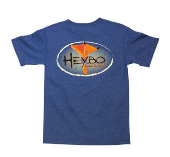 a56af196 Heybo Men's Maggie Definition Short Sleeve T-shirt - Trenz Shirt Company