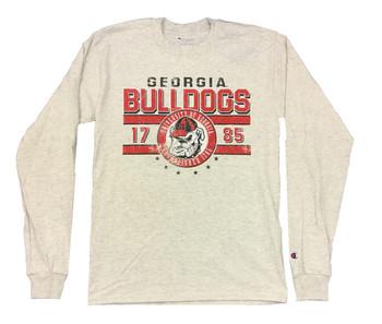 Champion Georgia Bulldogs Unisex Long Sleeve T-shirt d78b6a8c2