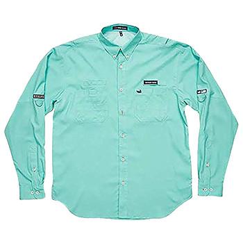 feb179c8ede5e Southern Marsh Harbor Cay Long Sleeve Fishing Shirts