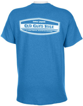 8e102fd98 Old Guys Rule T-shirt Local Legend If U Don't Know Me
