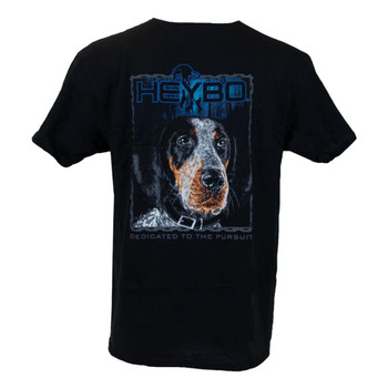 4eb100be Heybo Outdoors Blue Tick Short Sleeve T-shirt
