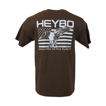 874a62e0 Heybo Outdoors Mallard Flag Short Sleeve T-shirt