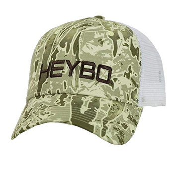 14cbb2ae7ec9c Heybo Outdoors Evterra Desert Camo Adjustable Mesh Back Trucker Hat