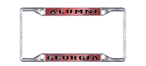 Craftique University of Georgia Alumni License Plate Frame