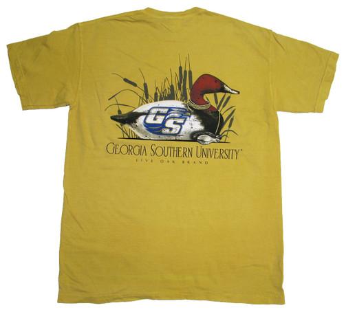 Georgia Southern University Duck Decoy Tee Shirt