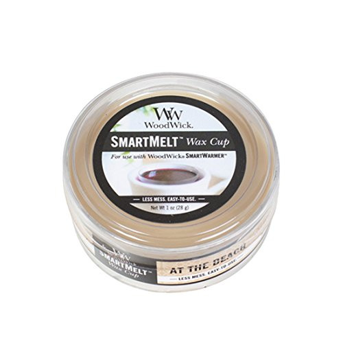 WoodWick at The Beach Smart Melt Scented Wax Cup Candles