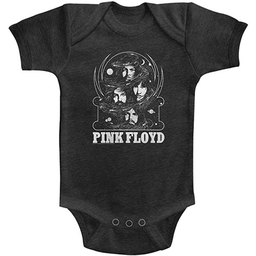 American Classics Pink Floyd Full of Stars Infant Bodysuit