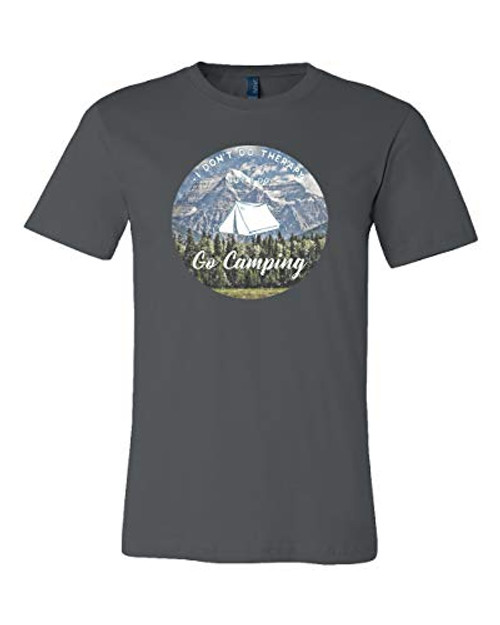 Go Camping Adult Short Sleeve Jersey T-Shirt