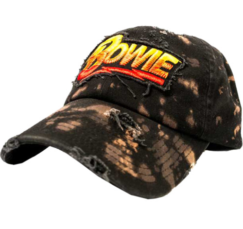 H3 Sportgear Bowie Heavy Washed Dad Hat