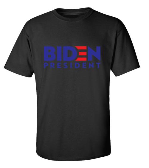 Trenz Shirt Company Biden President Unisex Short Sleeve T-shirt
