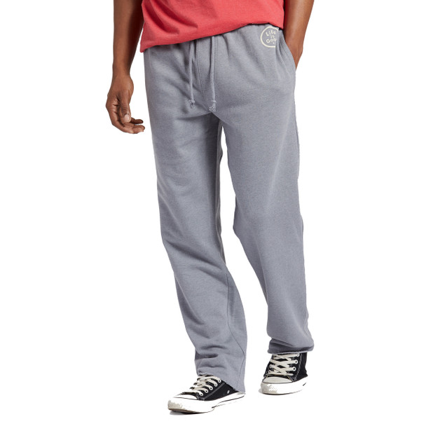 Life Is Good Mens LIG Coin Simply True Lounge Pant