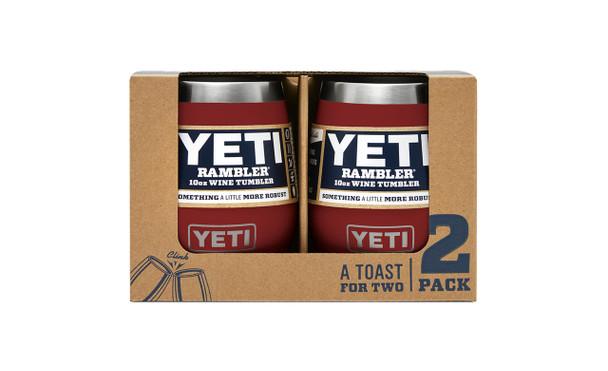 YETI Rambler 10 oz Wine Tumbler 2 Pack