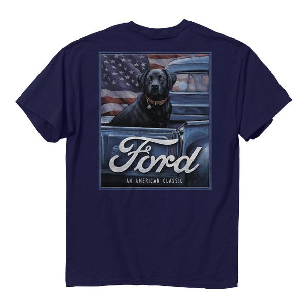 Buckwear FMC American Classic Short Sleeve T-shirt