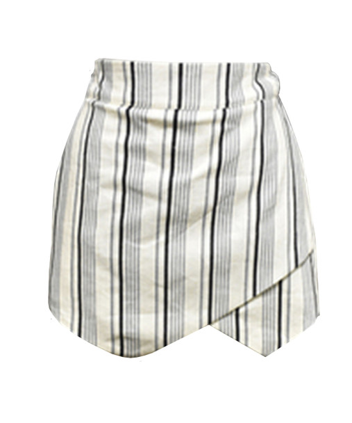 Andree By Unit Women's Striped Skort