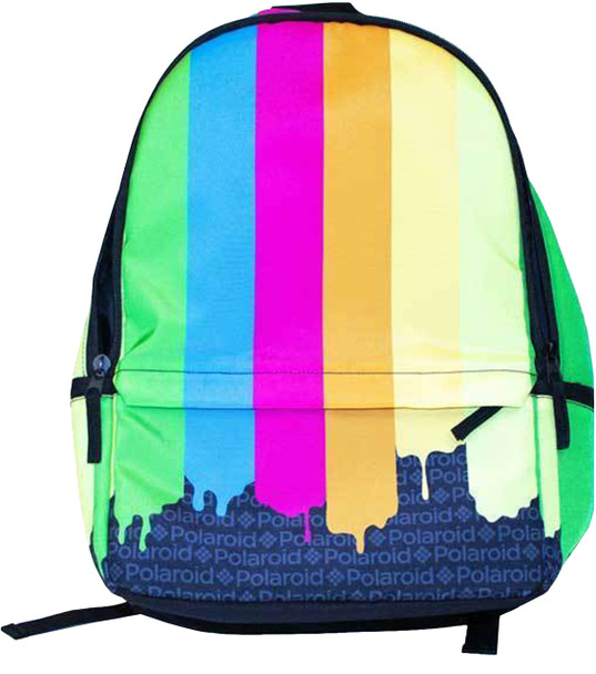 H3 Sportgear Polaroid Color Drip Backpack