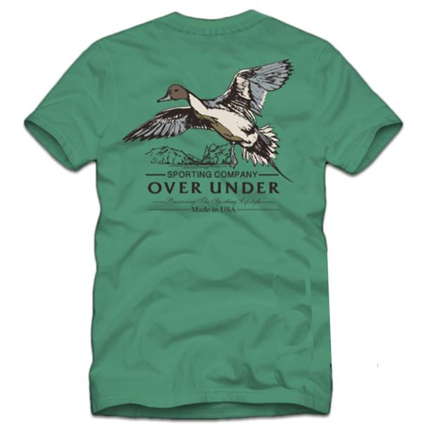 Over Under Clothing Sprig Short Sleeve Pocket T-shirt