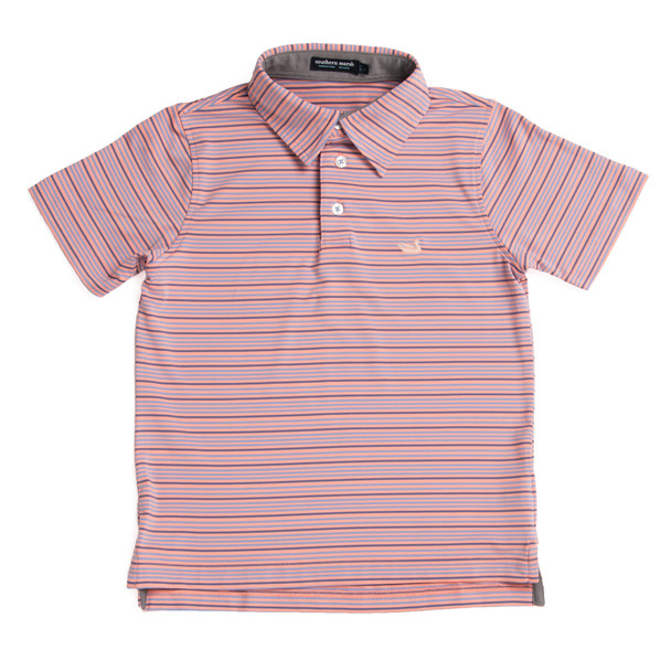 Southern Marsh YOUTH Oakwood Performance Polo