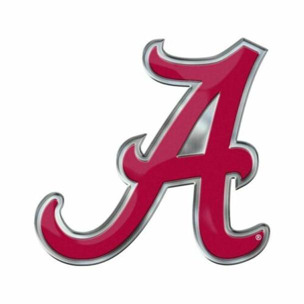 NCAA Alabama Crimson Tide Alternative Color Logo Emblem