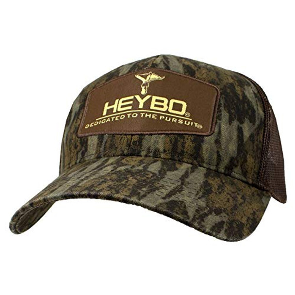 Heybo Outdoors Club Series-Foots Bottomland Adjustable Mesh Back Hat