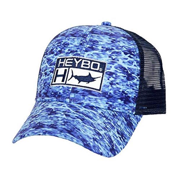 Heybo Aquaflage Billfish Chaser Hat