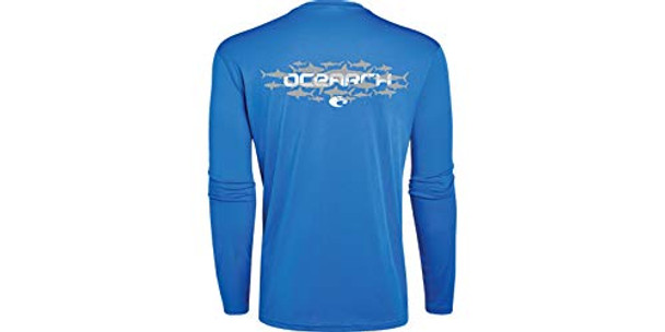 Costa Del Mar OCEARCH® Tech Lurk Long Sleeve Performance Shirt