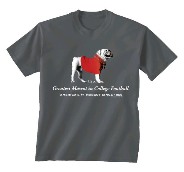New World Graphics UGA Greatest Mascot Short Sleeve T-shirt