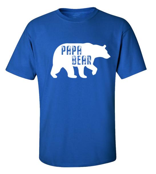Father's Day Papa Bear T-Shirt