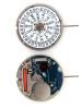 ETA 955 424 Quartz Watch Movement - Main