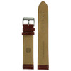 Extra Long Watch Band in brown - Bottom View - Main