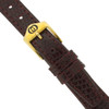 Gucci Watch Band 13mm Burgundy models 2200L 3000L Genuine Lizard