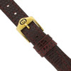 Gucci Watch Band 14mm Burgundy 6300L 5000 7200L