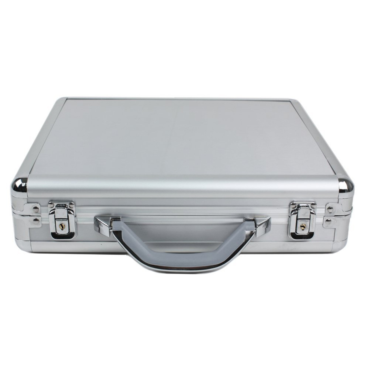 Watch Case for 18 Watches Collectors BriefCase Aluminum With Handle