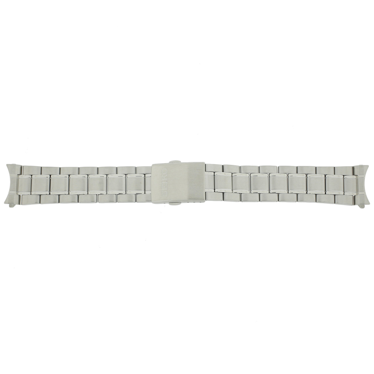 Seiko Stainless Steel Watch Band in 20mm - Main