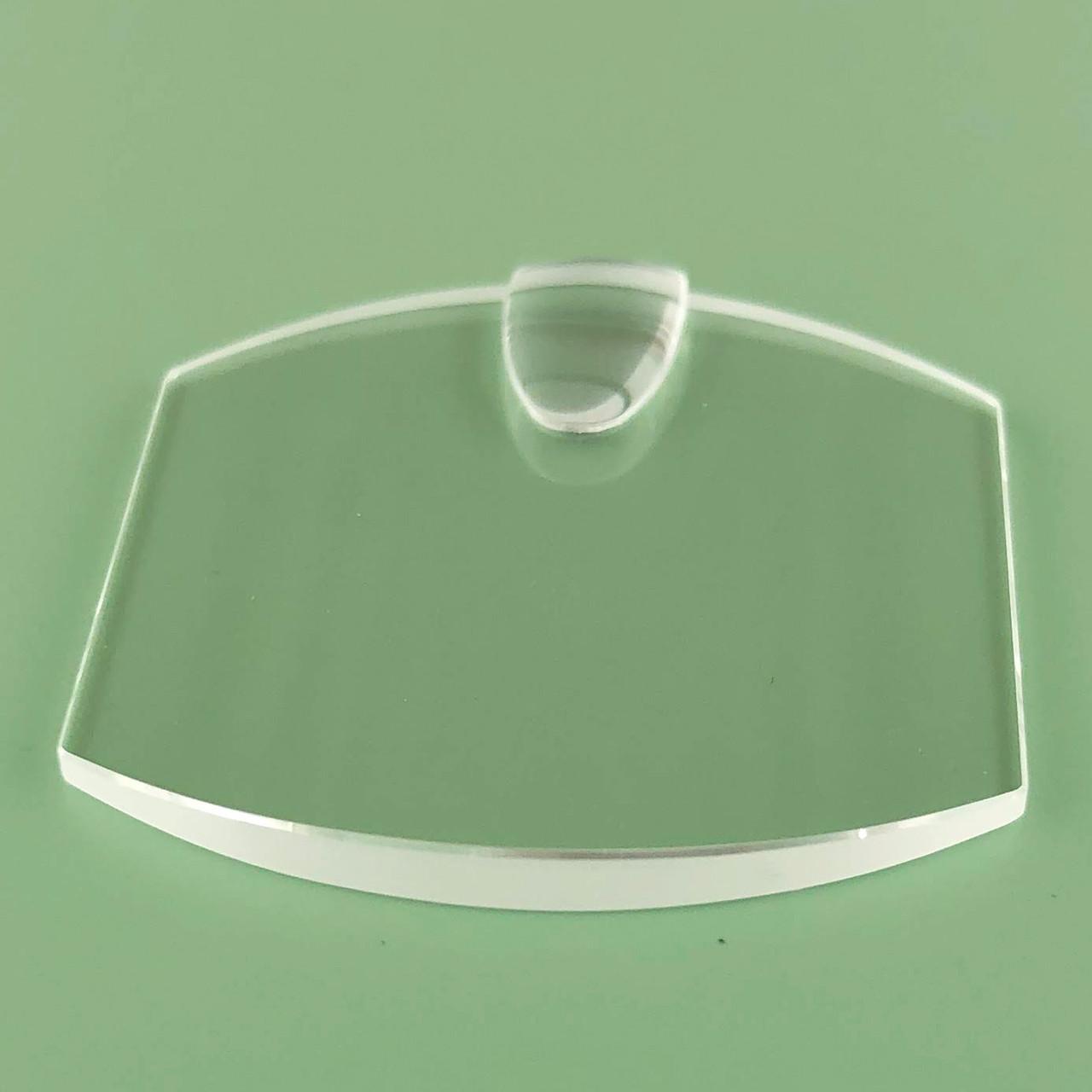 Cartier Roadster sapphire crystal