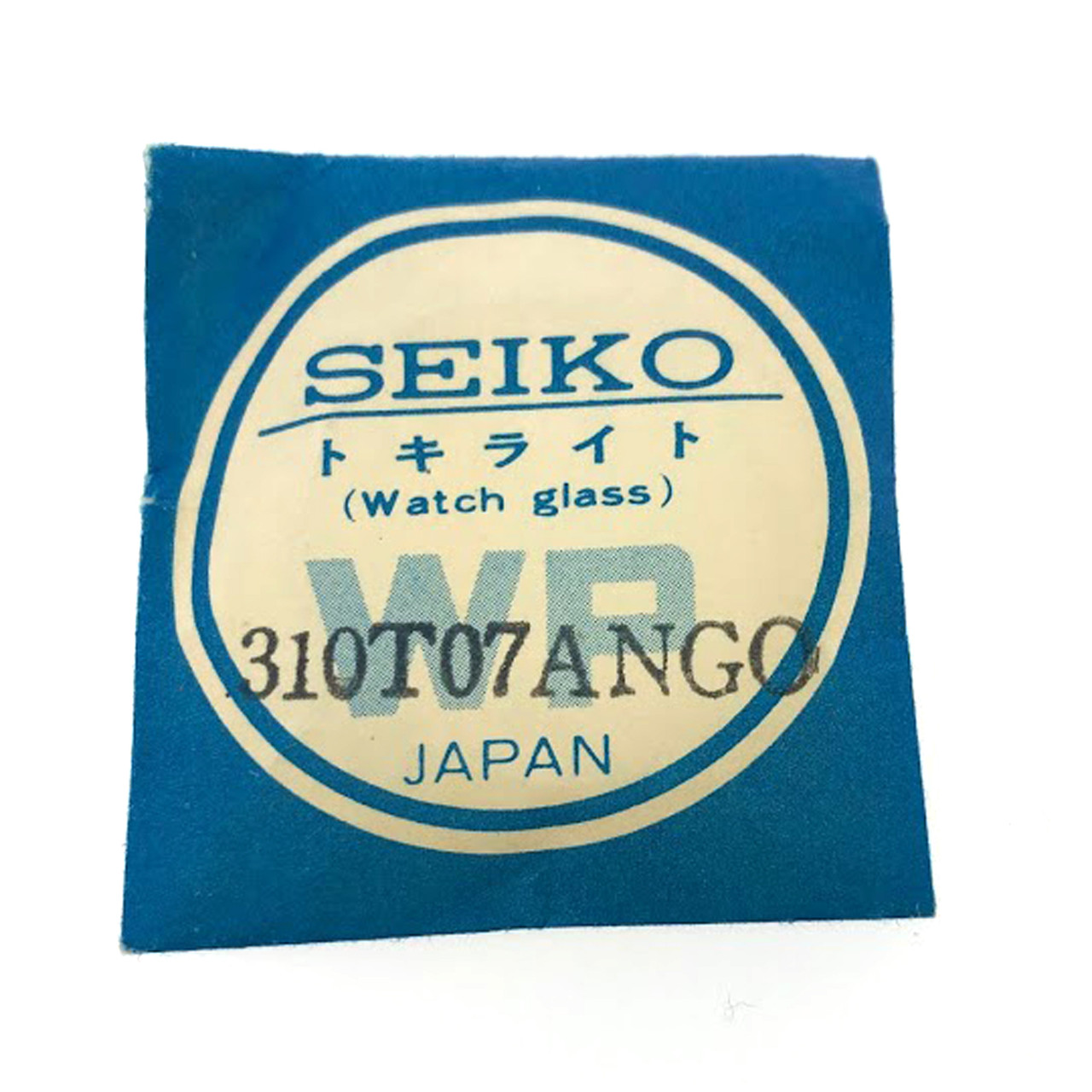 Seiko 310T07ANG crystal