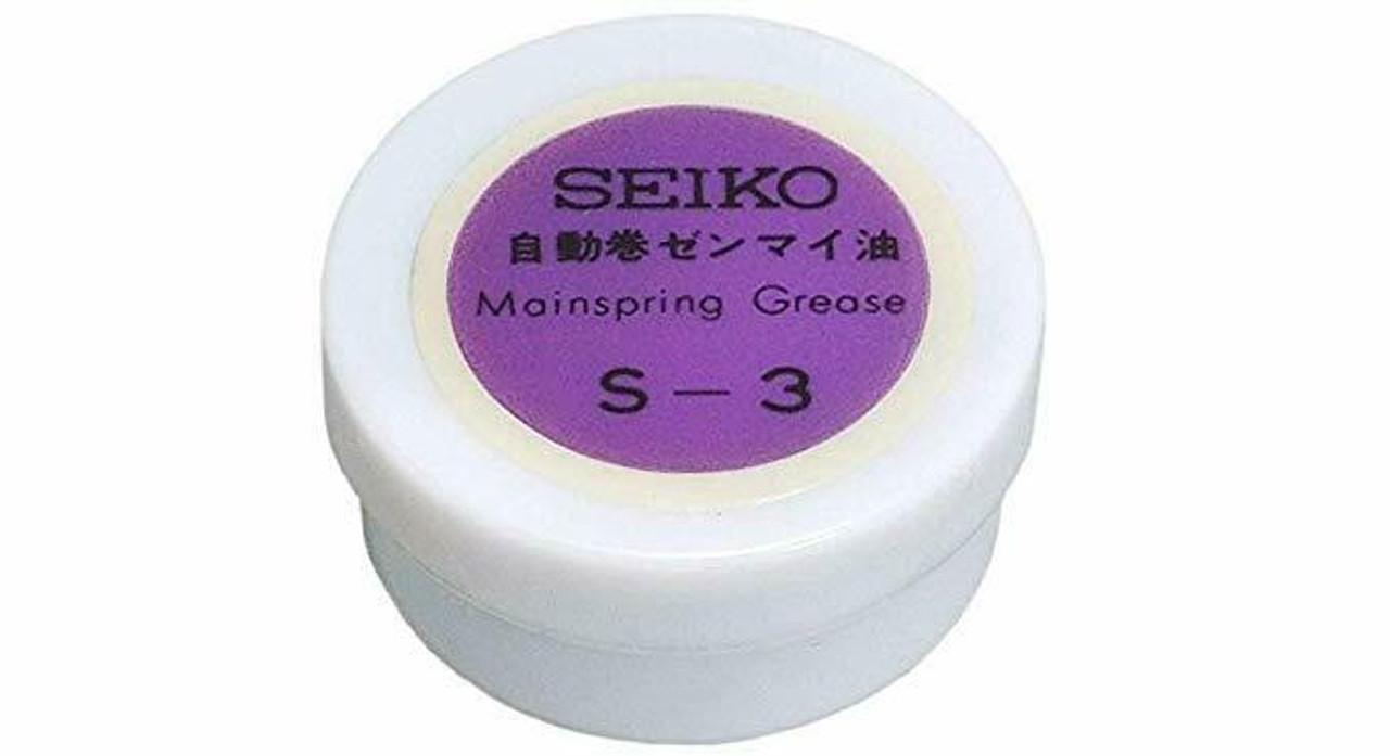 Seiko S-3 grease