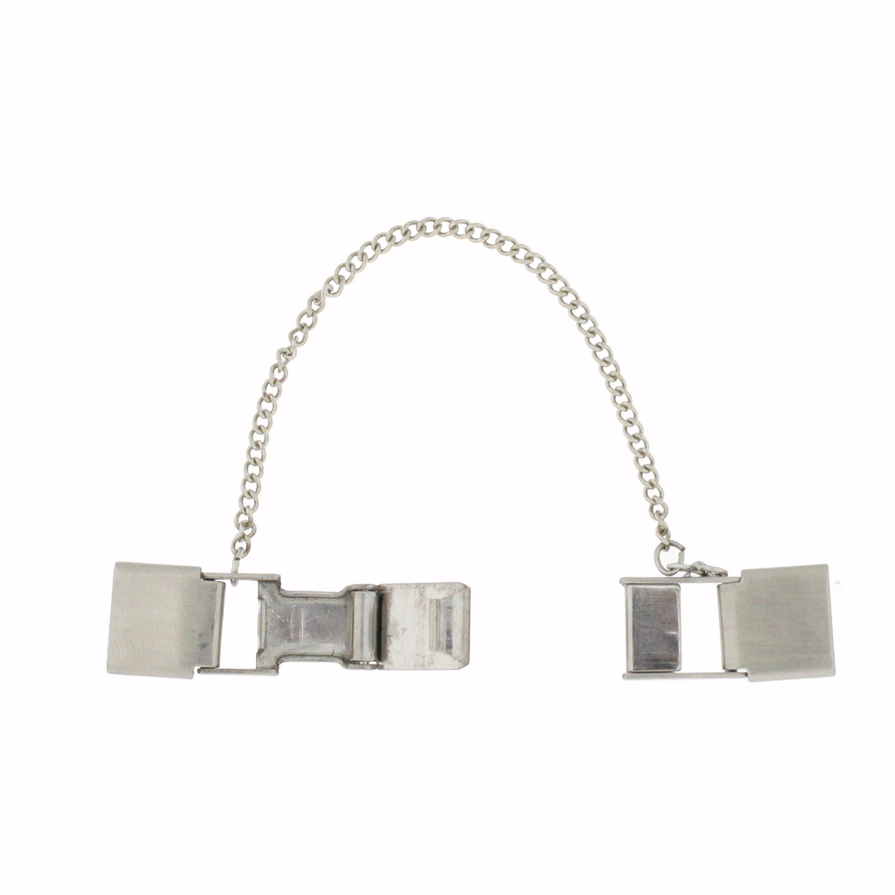 Ladies Clasp for Seiko Citizen bands with Safety Chain Vintage