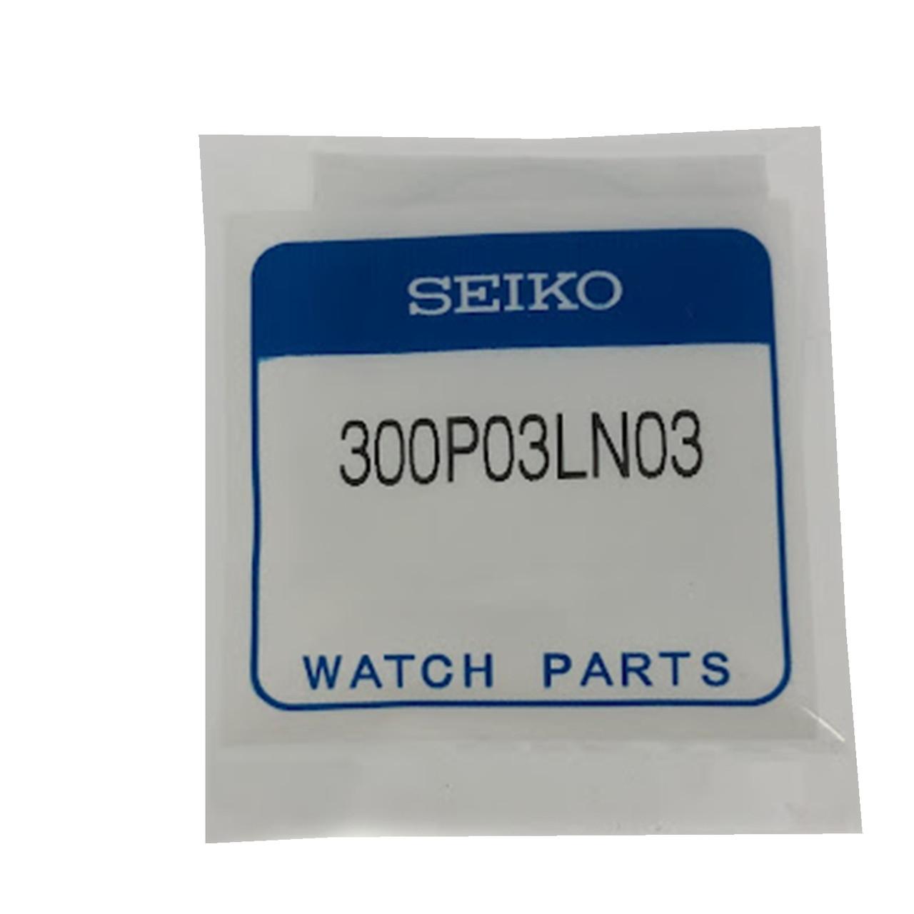 Seiko 300P03LN03 crystal