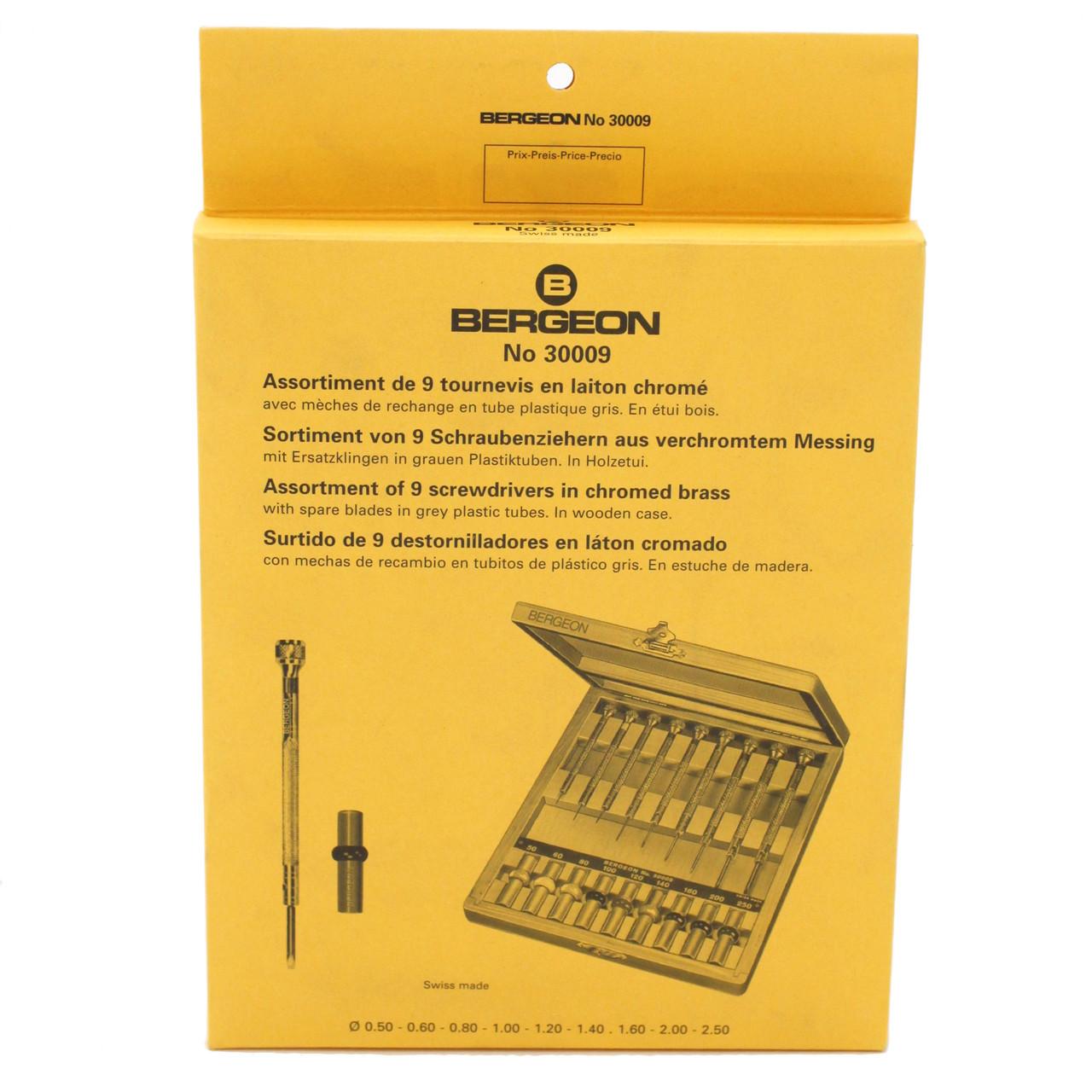Bergeon Packaging