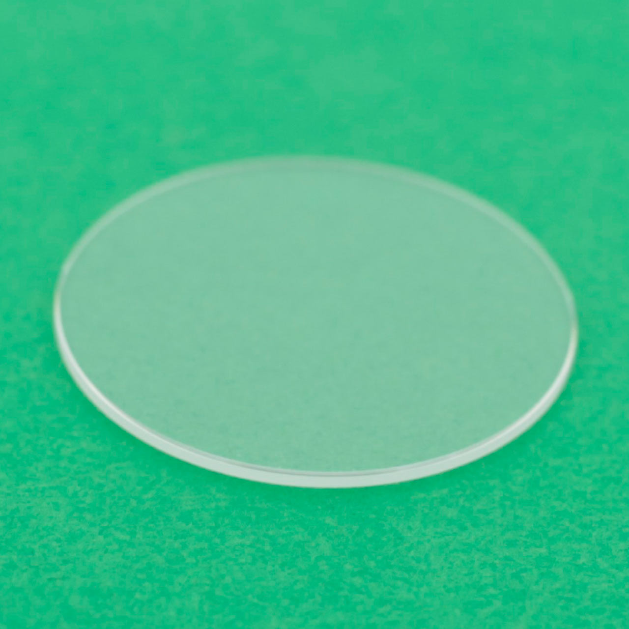 Sapphire Round Watch Crystal 1mm Thick | Replacement Watch Parts