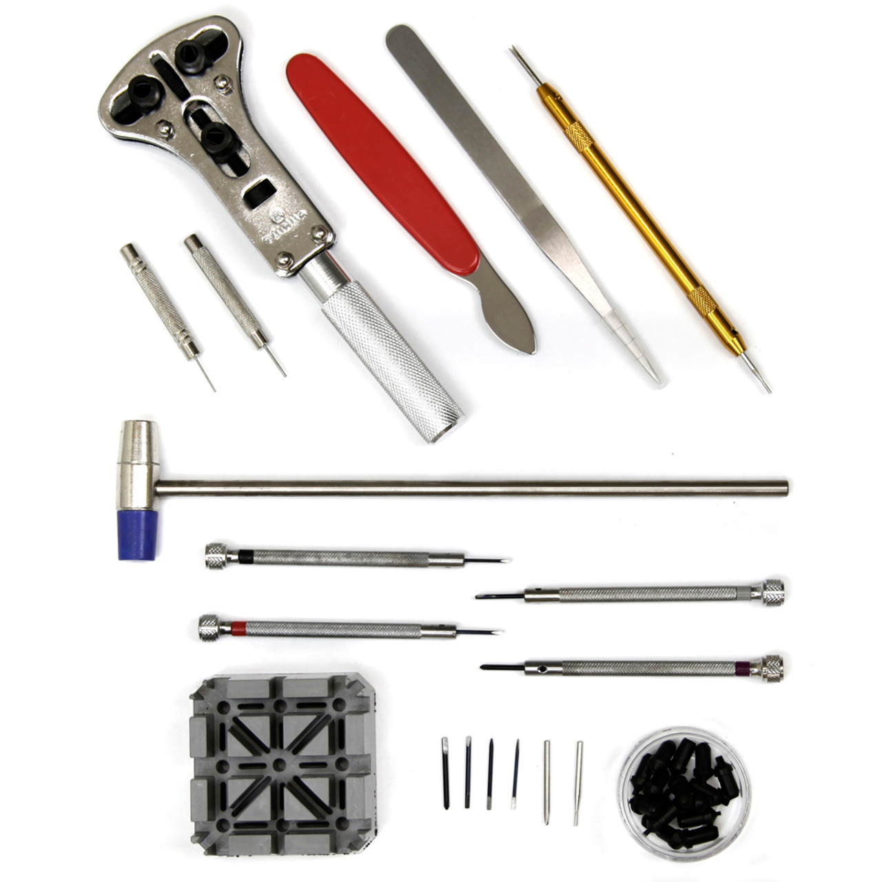 Watch Battery Changing Kit -TSA9007 - Main